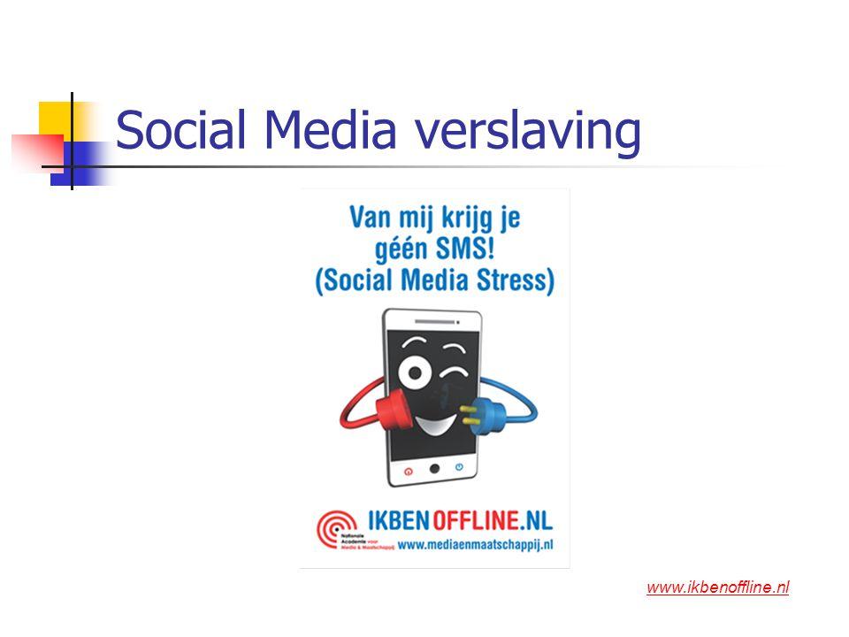 Social Media verslaving