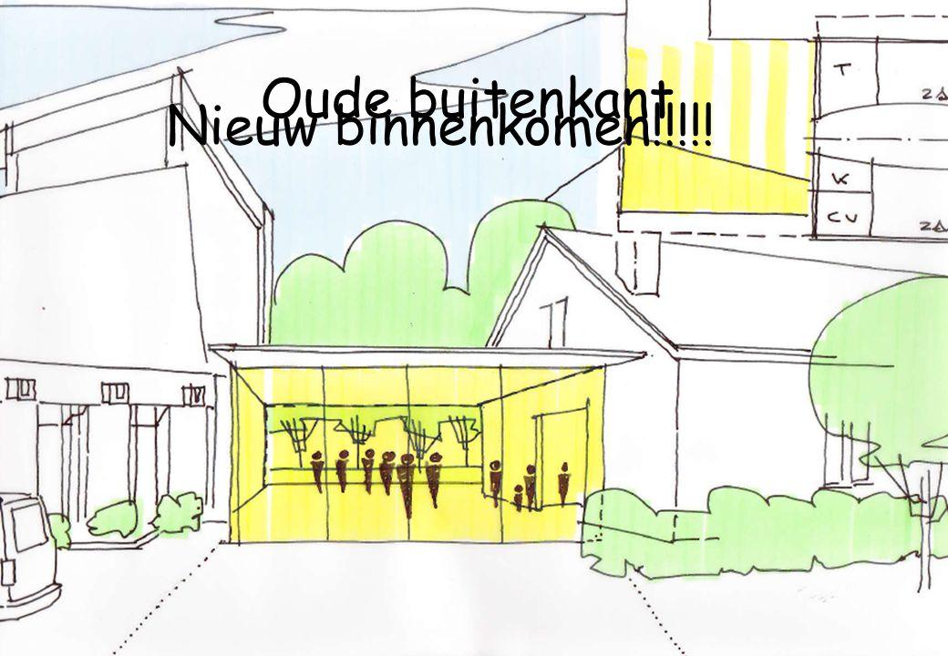 Oude buitenkant Nieuw binnenkomen!!!!! Zondag 27 juni 2010