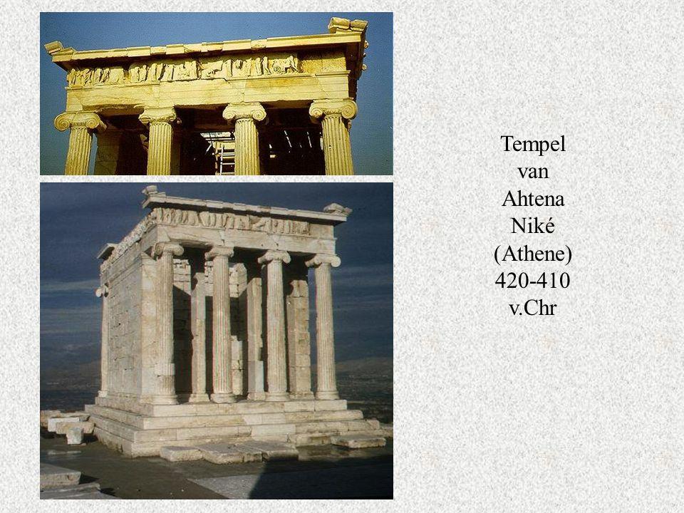Tempel van Ahtena Niké (Athene) 420-410 v.Chr