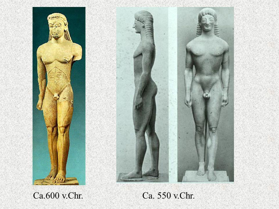 Ca.600 v.Chr. Ca. 550 v.Chr.