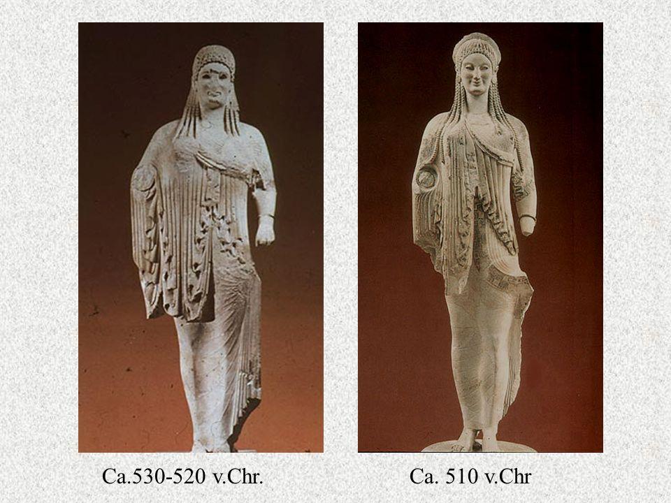 Ca.530-520 v.Chr. Ca. 510 v.Chr