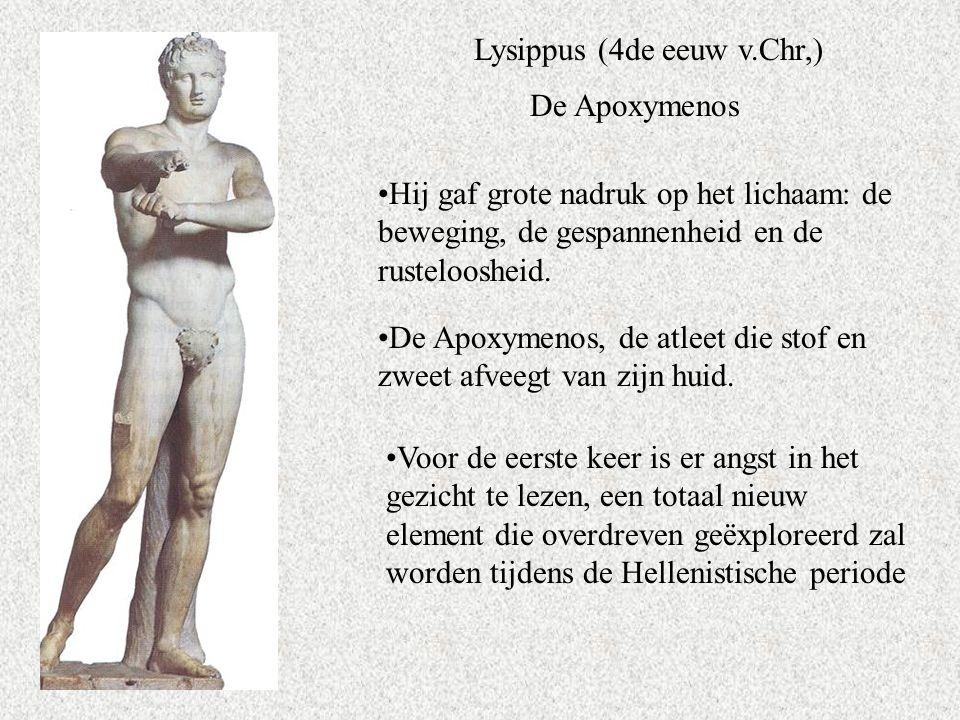 Lysippus (4de eeuw v.Chr,)