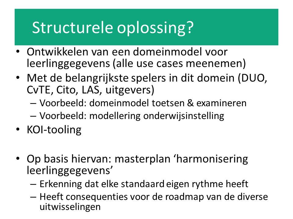 Structurele oplossing