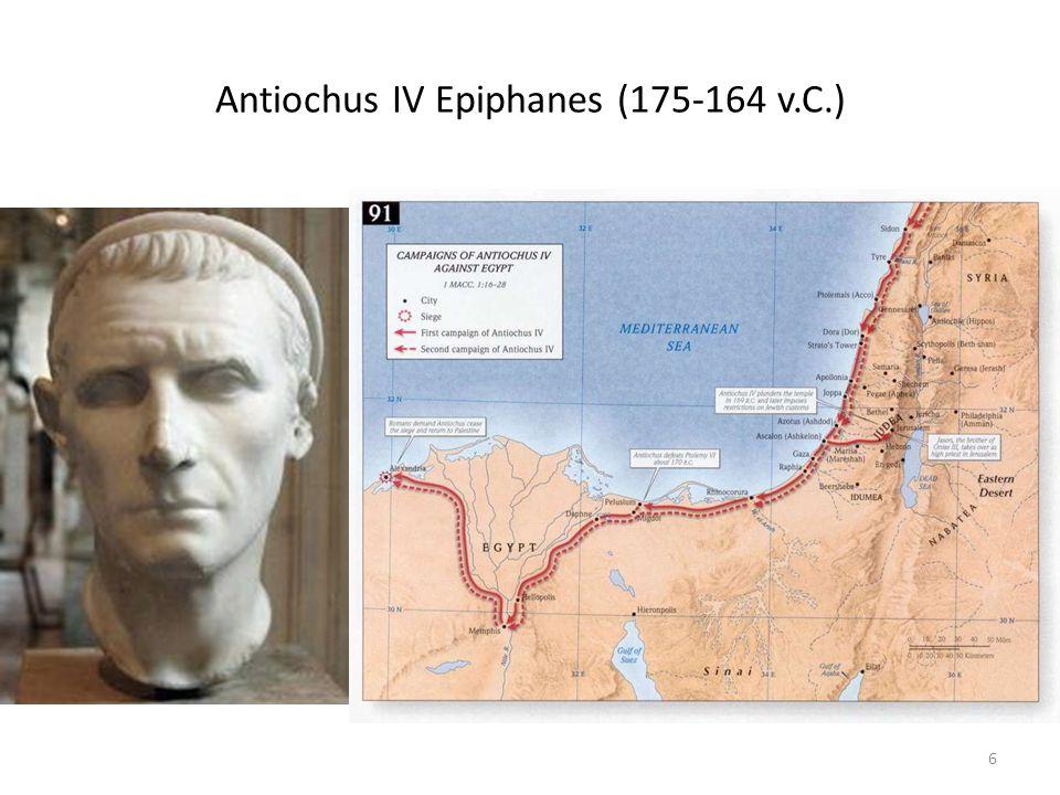Antiochus IV Epiphanes (175-164 v.C.)