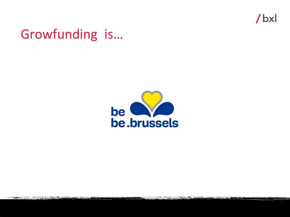 Growfunding is…