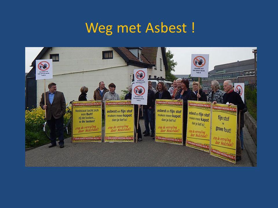 Weg met Asbest !