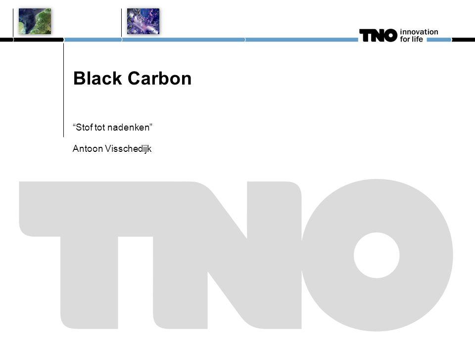 Black Carbon Antoon Visschedijk