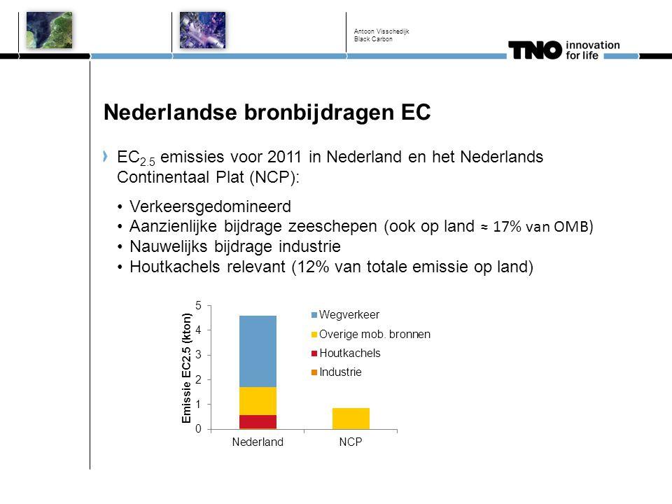 Nederlandse bronbijdragen EC