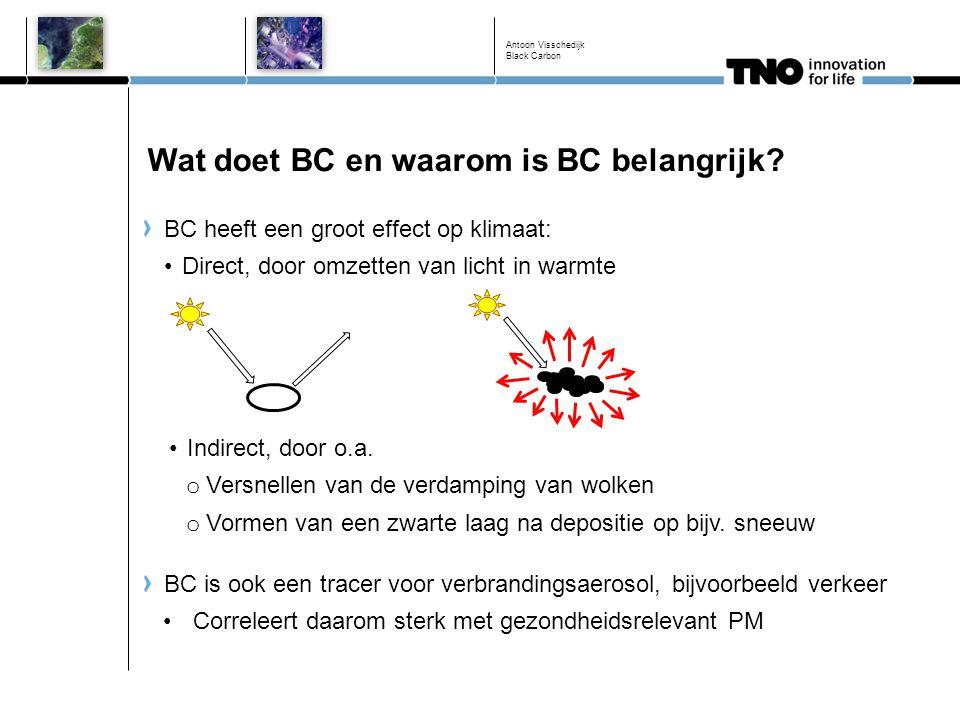 Wat doet BC en waarom is BC belangrijk