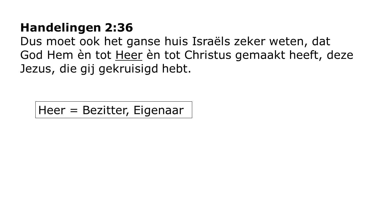 Handelingen 2:36
