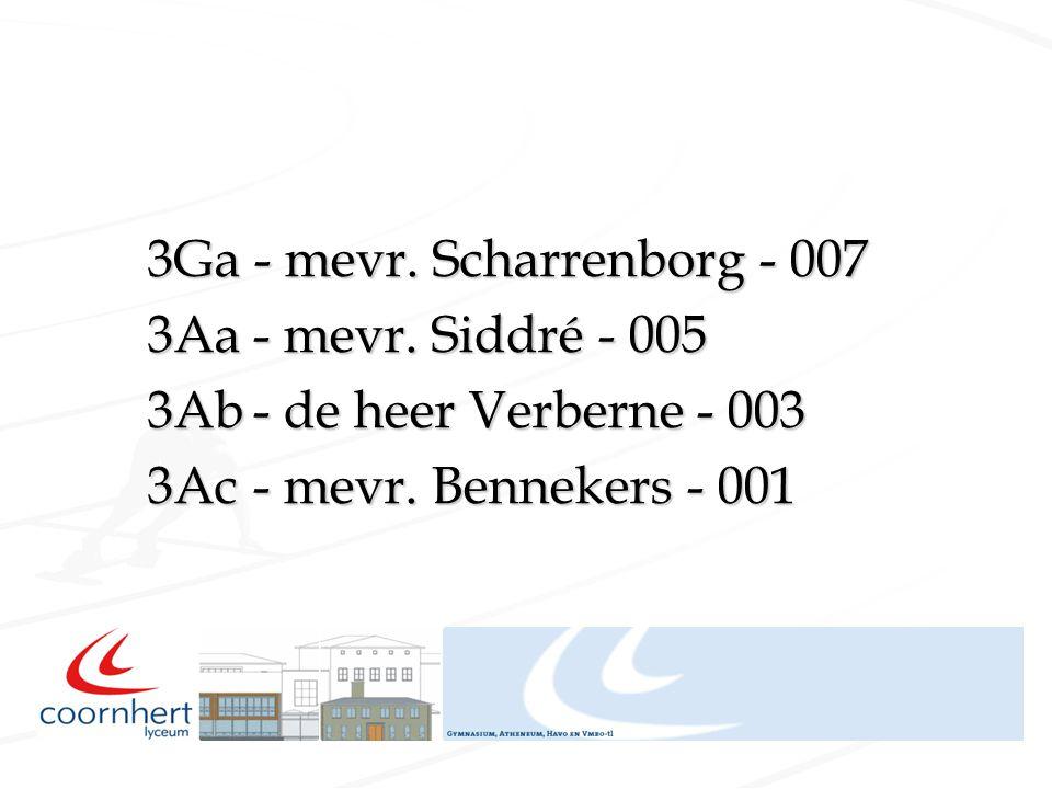 3Ga - mevr. Scharrenborg - 007