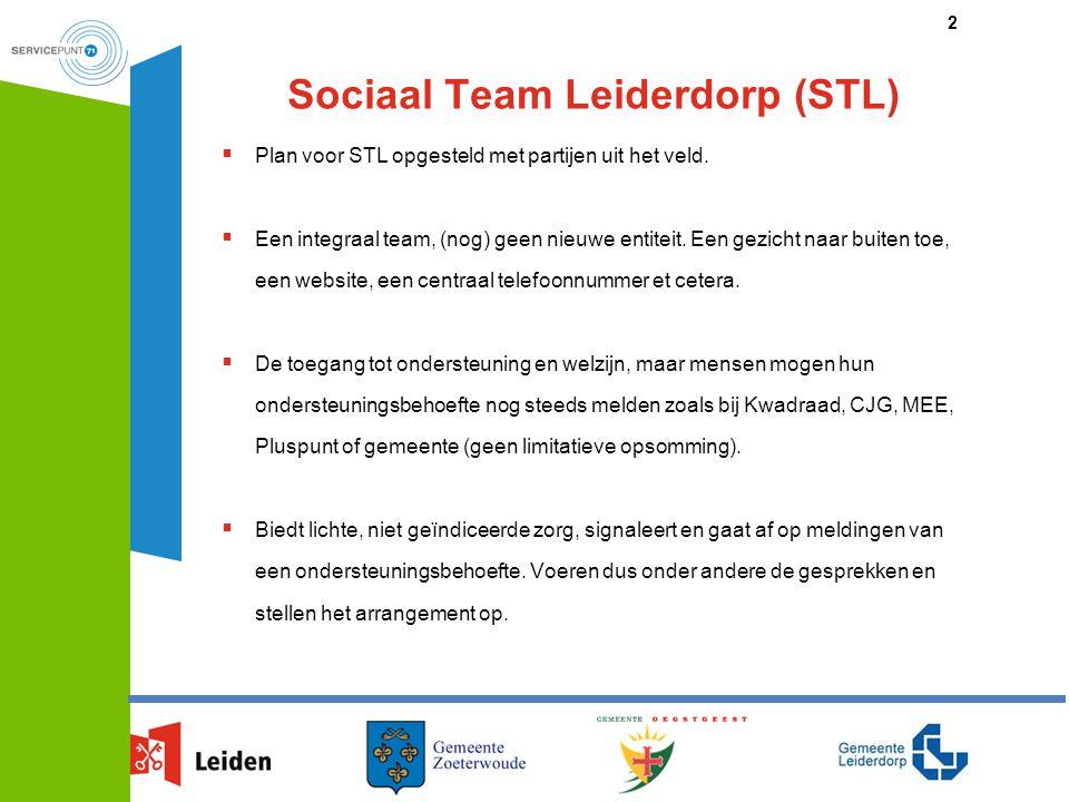 Sociaal Team Leiderdorp (STL)