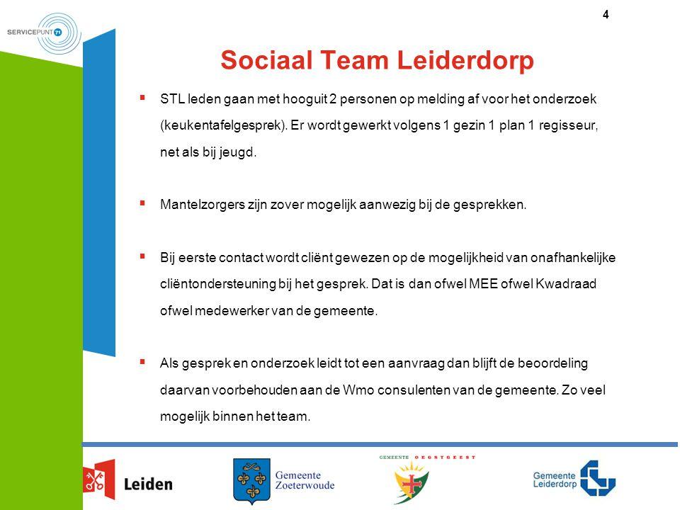 Sociaal Team Leiderdorp