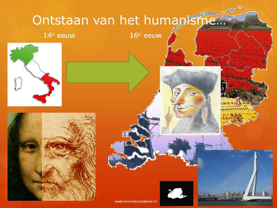 Ontstaan van het humanisme…