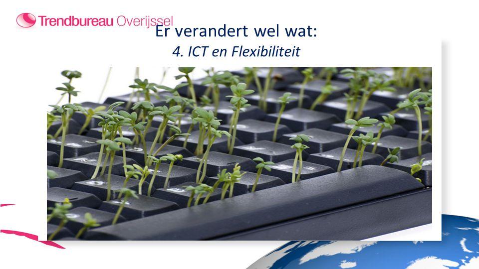 Er verandert wel wat: 4. ICT en Flexibiliteit
