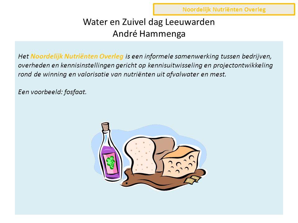 Water en Zuivel dag Leeuwarden André Hammenga