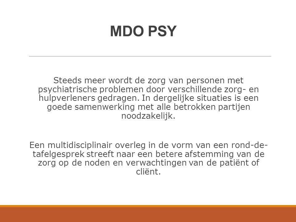 MDO PSY
