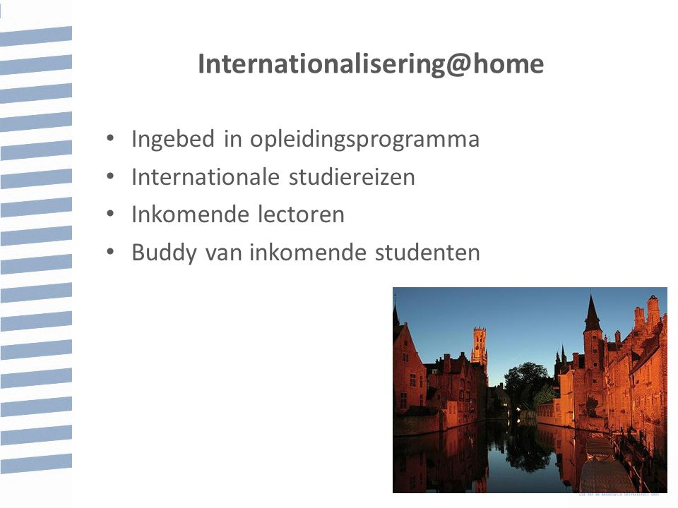 Internationalisering@home