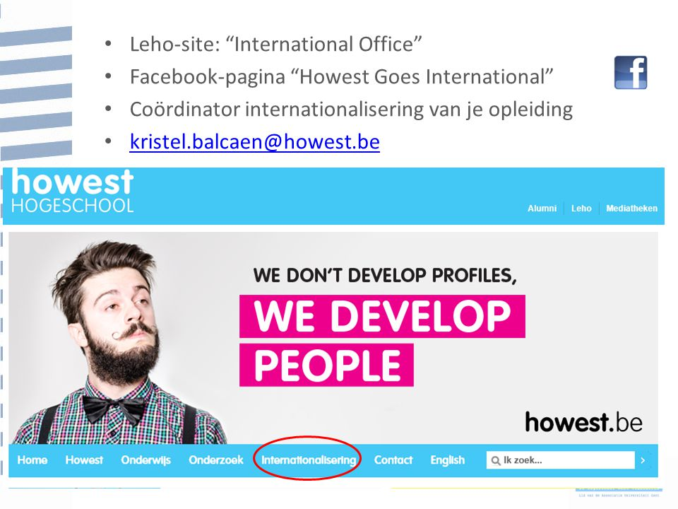 Leho-site: International Office