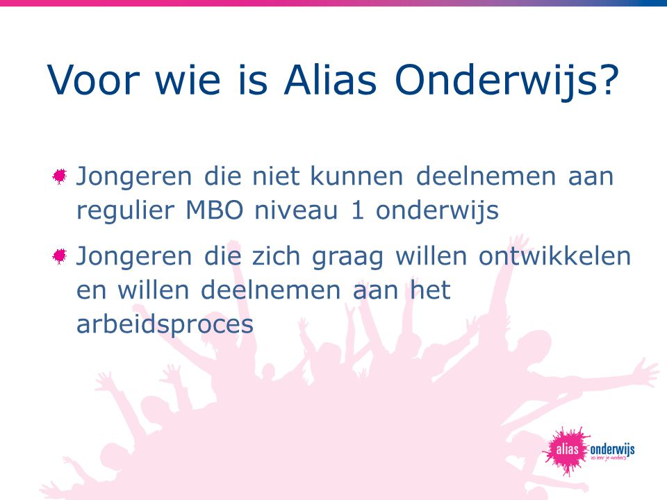 Wie zijn wij Karlijn Betz, oprichter Alias Onderwijs (voorheen Stichting Start opleiden Nu)