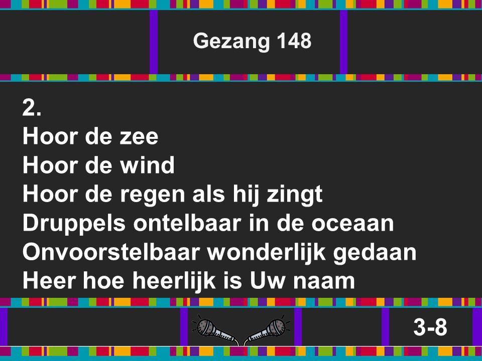 Gezang 148 2.