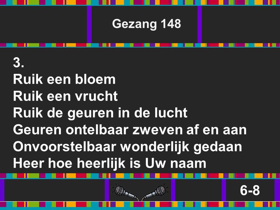 Gezang 148 3.