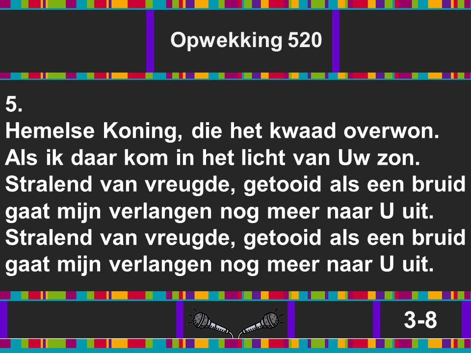 Opwekking 520 5.