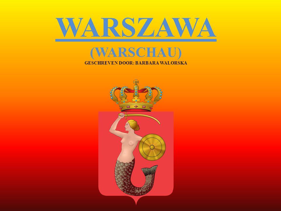 GESCHREVEN DOOR: BARBARA WALORSKA