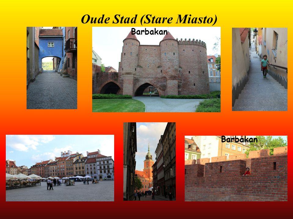 Oude Stad (Stare Miasto) Barbakan