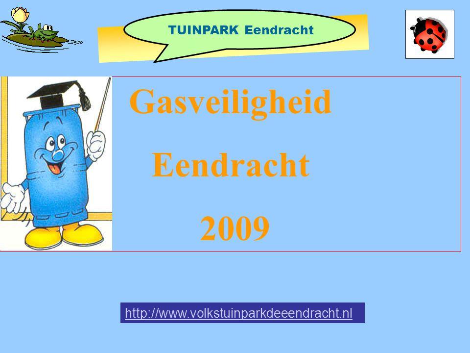 Gasveiligheid Eendracht 2009