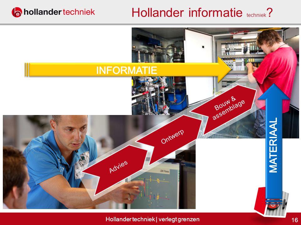 Hollander informatie techniek