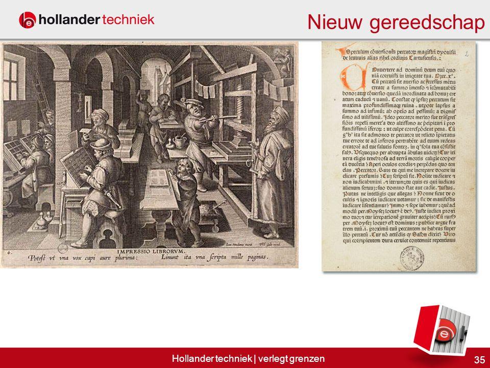 Hollander techniek | verlegt grenzen