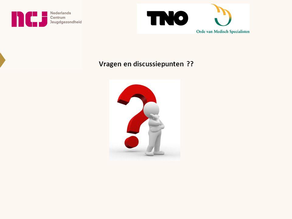 Vragen en discussiepunten