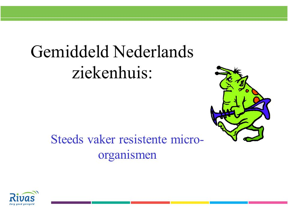 Gemiddeld Nederlands ziekenhuis: