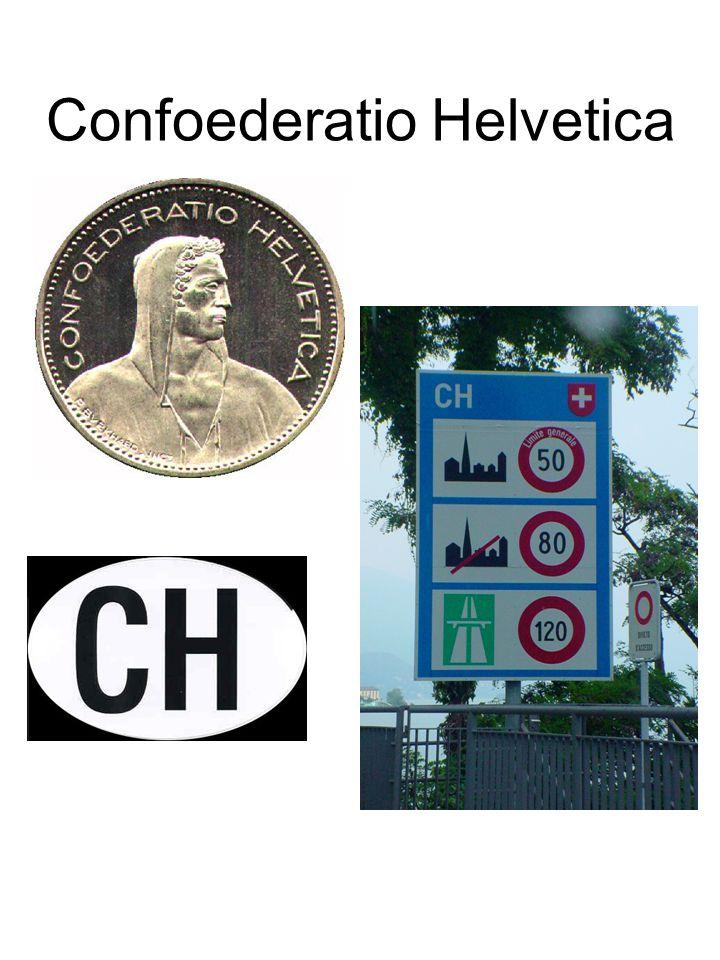 Confoederatio Helvetica