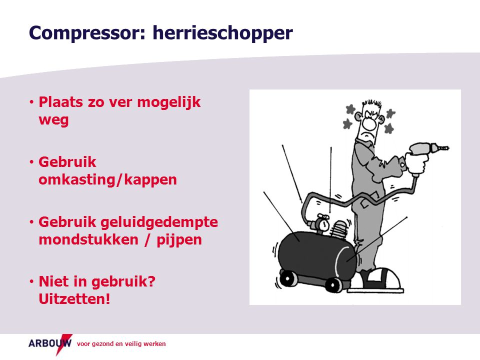 Compressor: herrieschopper