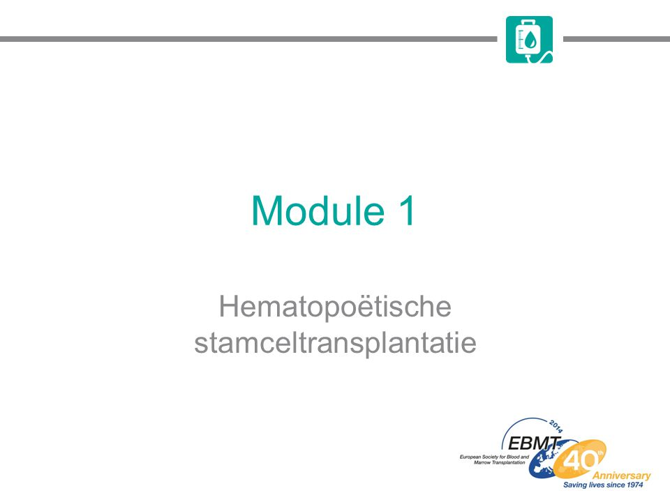 Hematopoëtische stamceltransplantatie
