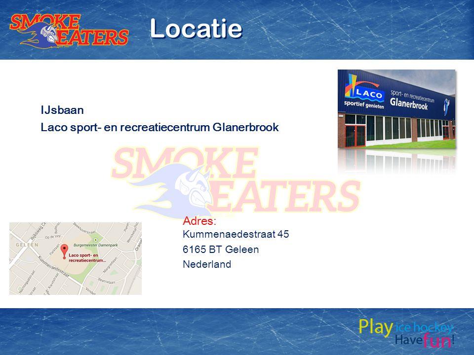 Locatie IJsbaan Laco sport- en recreatiecentrum Glanerbrook