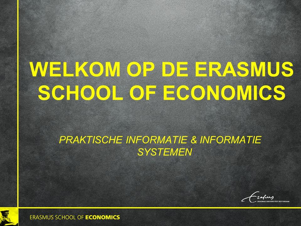 Welkom op de erasmus school of economics