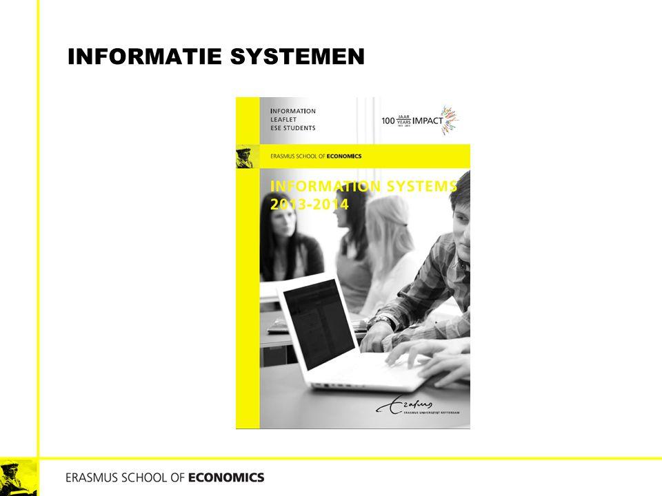 Informatie systemen