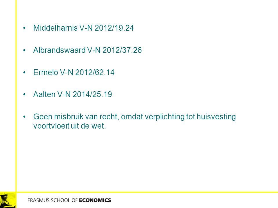 Middelharnis V-N 2012/19.24 Albrandswaard V-N 2012/37.26. Ermelo V-N 2012/62.14. Aalten V-N 2014/25.19.