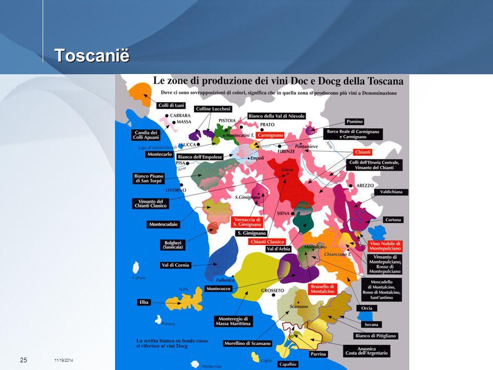 Toscanië