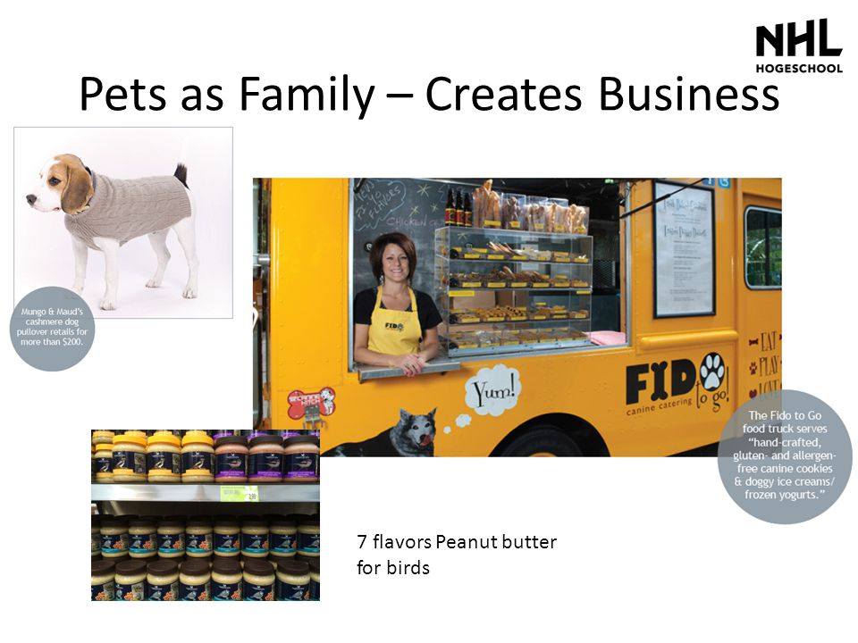 Pets as Family – Creates Business