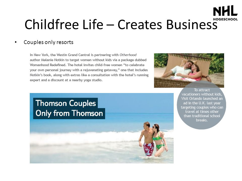 Childfree Life – Creates Business