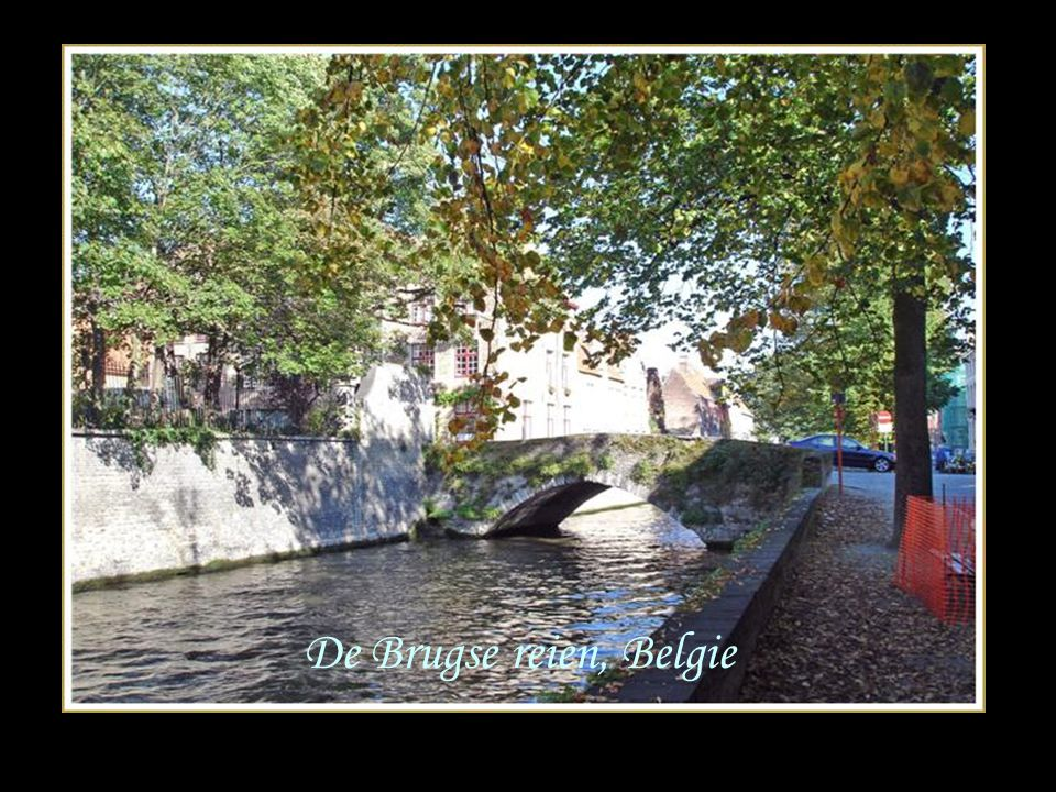 De Brugse reien, Belgie