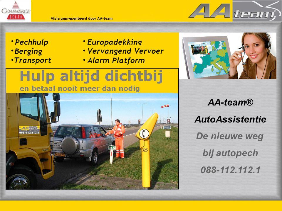 AA-team® AutoAssistentie bij autopech 088-112.112.1