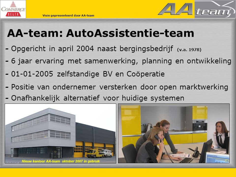 AA-team: AutoAssistentie-team