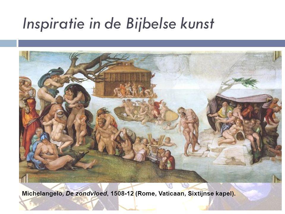 Inspiratie in de Bijbelse kunst