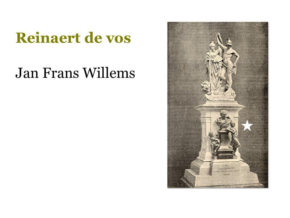 Reinaert de vos Jan Frans Willems 