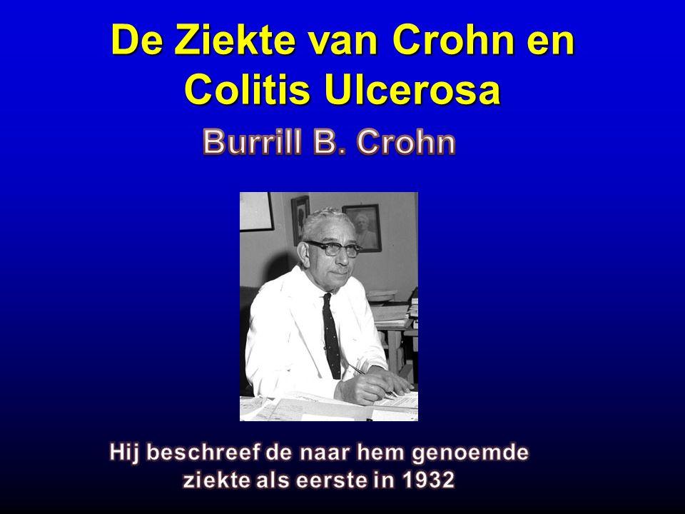De Ziekte van Crohn en Colitis Ulcerosa